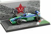 CMR 43F1003 BENETTON B194 F1 model race car Schumacher 1994 World Champion 1:43