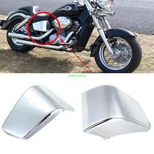 For Honda Shadow VT750 400 VT 750 2003 Chrome Plastic Battery Side Fairing Cover