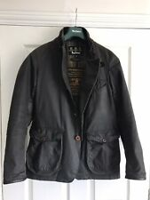 Barbour Tokito Commander Skyfall Wax Jacket