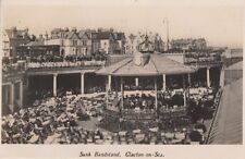CLACTON-ON-SEA (Essex) : Sunk Bandstand  RP-BOOTS