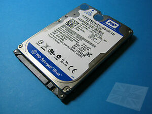 """Western Digital Scorpio Blue WD2500BEVT-75A23T0 250GB 2.5"""" SATA Hard Drive"""