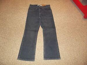 NWT Boys Urban Pipeline Bootcut Blue Jeans Adjustable Waist size 10 regular $38