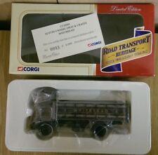 Corgi CC13305 Austin 4 Wheel Dray & Crates Whitbread Ltd Ed No. 0003 of 2000