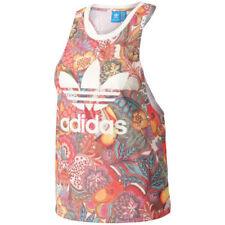 Camisas y tops de mujer multicolor adidas