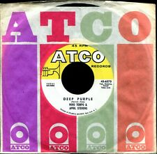 NINO TEMPO & APRIL STEVENS DEEP PURPLE / I'VE BEEN CARRYING A TORCH...1963 VG++