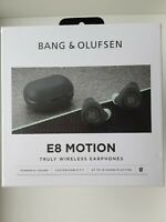 B&O Beoplay E8 Motion Earphones - Graphite Brand New & Sealed RRP £300 (Sealed)