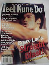 3/2000 Martial Arts Legends Presents JEET KUNE DO Bruce Lee's Straight Blast