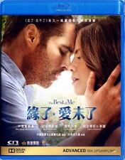 "James Marsden ""The Best Of Me"" Monaghan Michelle 2014 Drama Region A Blu-Ray"