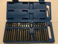 Bitsatz 40 tlg Inbus Schrauben Bits Torx Innen-Vielzahn Bitset Schlüsselsatz