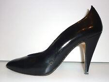Occaz' : Chaussure Escarpin Talon Noire Très Belle Qualité 37