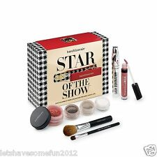 BareMinerals Bare Escentuals Star of the Show 8 piece set kit lot NIB
