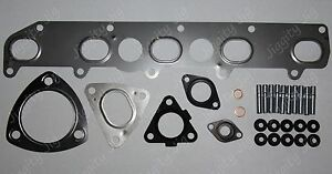 Full Exhaust Manifold Gasket Repair Kit Fit Land Rover Discovery 2 Defender TD5
