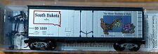 Micro-Trains Line #21371 South Dakota State Car (Rd #1889) 40' Standard Boxcar