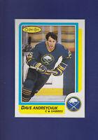 Dave Andreychuk HOF 1986-87 O-PEE-CHEE Hockey #16 (MINT) Buffalo Sabres