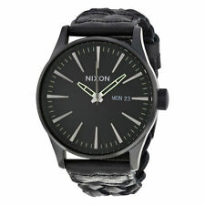Nixon Sentry Pulsar Adult Casual Round Wristwatches
