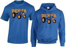 Fordson Dexta Vintage Tractor MENS T-Shirt/Hoodie