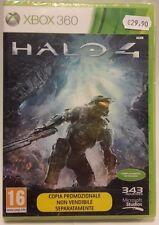 Halo 4 - PROMO EDITION - 2 per XBOX 360 PAL - NUOVO