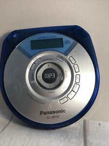 Panasonic SL-MP30 WALKMAN Portable CD Player WORKING