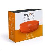 Skyroam Solis: Mobile WiFi Hotspot & Power Bank Unlimited Data 4G LTE