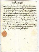 U429-MARCHE-FANO 1835 DICHIARAZIONE DI PERDONO