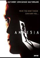 Amnesia (DVD) movie Ally sheedy