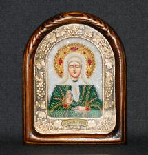ORTHODOX ICON Saint Matrona of Moscow Russian
