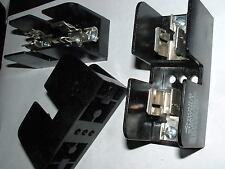 3 x Gould Ferraz Shawmut Mersen 60311J 600V 30A fuse holder