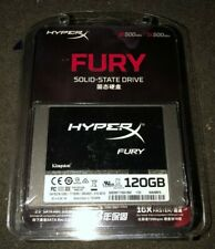 Brand New Kingston HyperX Fury 120GB SSD Sata 3 Drives - Only 3 Left 500MB/s R/W