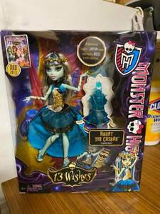 Haunt the Casbah - Monster High Doll 13 Wishes - New in Box
