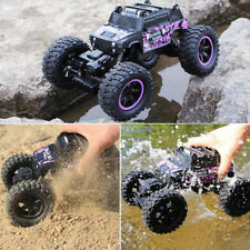 Racing RC Car 4WD 2.4G Offroad 1:12 Control Remote Cross Country Vehicle Toys