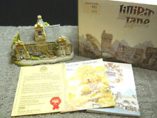 Lilliput Lane Village School English Collection Northern #602 Nib & Deeds 1991
