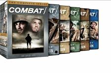 Combat! - World War 2 - The Complete  DVD Series, Seasons 1,2,3,4,5 Region 4