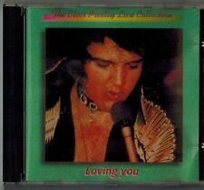 Elvis Presley CD Loving You - The Elvis Presley Live Collection