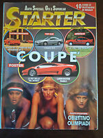 STARTER Agosto 1992 - Porsche 968, Mitsubishi GT, Mazda RX-7, Subaru SVX