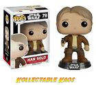 Star Wars Episode VII: The Force Awakens - Han Solo Pop! Vinyl Figure