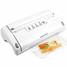 Andrew James Food Vacuum Sealer Professional 5 in 1 Machine with Roll Included