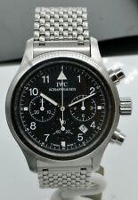 International Watch Co. IWC Fliegerchronograph Stainless Steel Ref.37419 (w429