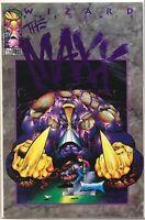 THE MAXX 1/2 Wizard Image Comics 1993 Purple Foil NM