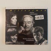 DISQUES MEYS (CD PROMO NEUF RARE) - FELIX LECLERC, FANON, CHELON, DARNAL