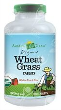 Amazing Grass, Wheat Grass tablets - 1000mg x200tabs