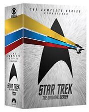 Star Trek: The Complete Original TV Series DVD Box Set Brand New Sealed
