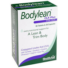 Health Aid Bodylean CLA Plus 30 Tablets & 30 Capsules