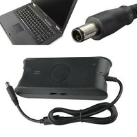 90W Adapter Charger For Dell Latitude D620 D630 D830 PA10 PA-10 + Power Cable.UK