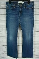 Abercrombie & Fitch Jeans Madison Boot-Cut Med Wash Blue Jeans Womens Size 6S