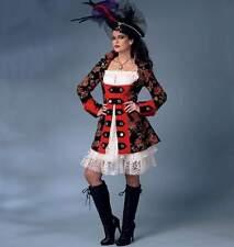 Patron De Couture Femme Pirate Gr. 40-48