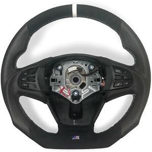 Volant  Aplati Cuir BMW F25 X3 F26 X4 Multifonctions Echange standard