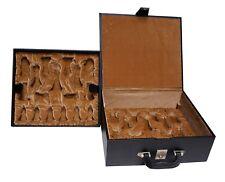 "Staunton Chess Presentation Box to store 4.4"" Set"