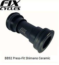 Uniti PRESS FIT BB92 CERAMIC Bottom Bracket SHIMANO XT MTB PUSH FIT