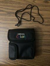Official Nintendo Gameboy Color Carrying Case Tote Travel Bag