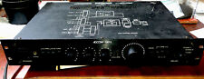 Adcom Gfp-1 Preamp Preamplifier Stereo 2 Phono W Tape Low Noise Rack Mount